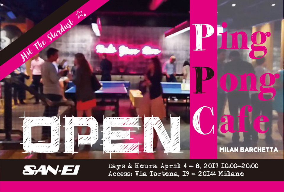 Ping Pong Cafe